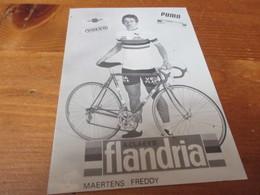 Maertens Freddy - Wielrennen