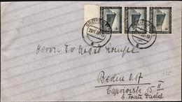 Germany - DR Brief (Mi. 635 MeF), GREISWALD 29.11.1938 Nach Berlin. - Lettres & Documents