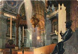 ROMA - Basilica Di S. Pietro (Interno) - San Pietro