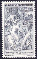 ** Tchécoslovaquie 1958 Mi 1115 (Yv 1000), (MNH) - Unused Stamps