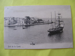 Port De La Canée .   .     TBE - Greece