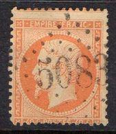 FRANCE ( OBLITERATION LOSANGE ) GC  5083 Constantinople Turquie , COTE  10.00 EUROS , A  SAISIR . R 7 - Marcophilie (Timbres Détachés)