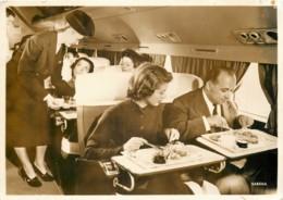 Aviation - S.A.B.E.N.A. - Repas En 1er Classe - 1946-....: Modern Era