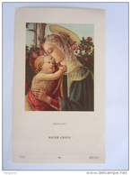 Communie Holycard Image Pieuse Communion Myriam Simon 1956 Stockel Mater Cristi Imp. Dordony 143 Italy - Imágenes Religiosas
