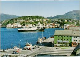 Kristiansund Mit Schiff - Norvège