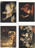 LOT DE 30 CARTES POSTALES SUR LA PEINTURE - Peintures & Tableaux