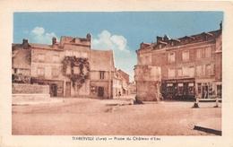 THIBERVILLE - Place Du Château D'Eau - France