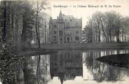 Destelbergen - Le Château Walbosch De M. De Keyser - Destelbergen