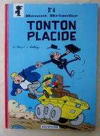 Benoît Brisefer, Tonton Placide 1982 Excellent - Benoît Brisefer
