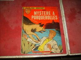 Ric Hochet Mystére A Porquerolles - Livres, BD, Revues