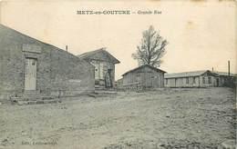 METZ En COUTURE-grande Rue - Frankreich