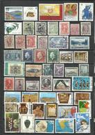 G556A-LOTE SELLOS GRECIA SIN TASAR,SIN REPETIDOS,ESCASOS. -GREECE STAMPS LOT WITHOUT PRICING WITHOUT REPEATED - Collections