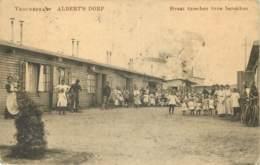 Pays-Bas - Albert's Dorp - Vrouwekamp - Straat Tusschen Twee Barakken - Zeist