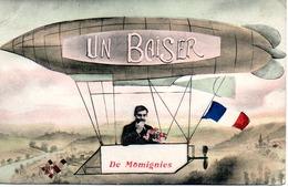 MOMIGNIES  UN BAISER DE - Momignies