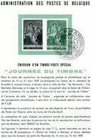 A VOIR !!! 7 Scan : Année 1959 Cob 1093, 1096 à 1113 - Séries Complètes Avec Cachets De Prévente Sur Feuillets Postaux - Matasellos De Cortesía