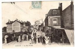 SCEAUX (92) - La Rue Houdan - Ed. Coll ND. Phot. - Sceaux