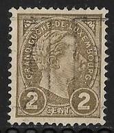 Luxembourg  1906 Prifix Nr. 28B - Precancels