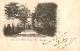Lierre / Lier : Monument Thony Bergmann 1902 - Lier