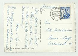 AT AK 1957 JENBACH - 1945-60 Covers