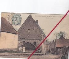 CP 62 - AUCHEL -    Le Moulin De Camblain-Chatelain  (1 Pli) - France