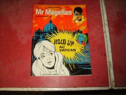 Mr  Magellan  Hold Up Au Vatican - Livres, BD, Revues