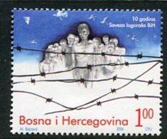 BOSNIA (Sarajevo) 2006 Prisoners Of War MNH / **.  Michel 441 - Bosnie-Herzegovine