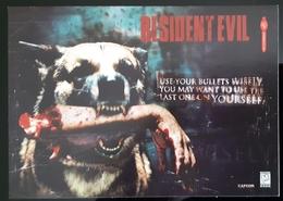 Resident Evil Pc Game Carte Postale - Pubblicitari