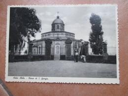 Colonie Italiane  ETIOPIA  Addis Abeba Chiesa Di S.Giorgio Animata - Ethiopia