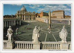 ROMA - Piazza S. Pietro - Cm. 17 X 12 - San Pietro