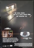 Tomb Raider N Gage Nokia Game Carte Postale - Pubblicitari