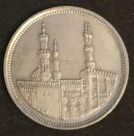 EGYPTE - EGYPT - 20 PIASTRES 1992 ( 1413 ) - KM 733 - ( Mosquée Al-Azhar ) - Egypt