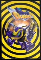Buck Bumble PC Game Carte Postale - Pubblicitari