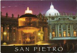 ROMA - Basilica Di San Pietro - Cm. 17 X 12 - San Pietro