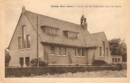 Berlaer / Berlaar : Kerk Van Het Onbevlekt Hart Van Maria --- 1954 - Berlaar