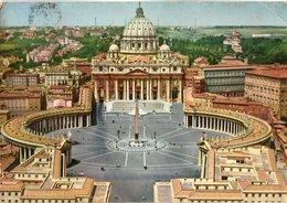 ROMA - Piazza S. Pietro - Cm. 21 X 14,8 - San Pietro