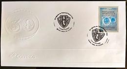 Brazil Stamp Epd 477 Paysandu Futebol 2014 Cbc Belem Pará - Brasilien
