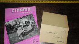 CINAMA _ TECHNIC  ! _____ BOX : F - Fotografía
