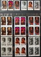 Brazil Stamp Mulheres Que Fizeram Historia 2019 Unidade E Quadra - Brasilien