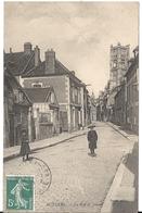 LA RUE DE JOIE - Auxerre