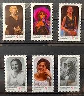 Brazil Stamp Mulheres Que Fizeram Historia 2019 - Brasilien