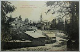VILLERSles NANCY La Montée Entrée Du Village - Nancy