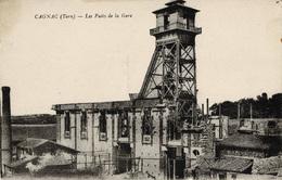 Mines, Mine : Cagnac Les Mines - (81) Tarn - Puits De La Gare - Autres Communes