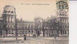 NORD  LILLE  ECOLE SUPERIEURE DES FILLES    (EDIT    ) - Lille