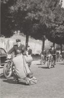 A/7 - 150° ANNIVERSARIO POSTE ITALIANE 1862-2012 - POSTINI SU MOTO GUZZI - Motorbikes