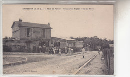 ORMESSON   RESTAURANT VIGNON - Ormesson Sur Marne