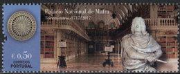 Portugal 2017 Neuf Avec Gomme Tricentenaire Du Palais National De Mafra - 1910 - ... Repubblica