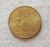 Gambia 10 Bututs 1971 - Gambia