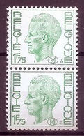 BELGIE * M 2 * Postfris Xx * MELITAIRE ZEGEL - Military (M Stamps)
