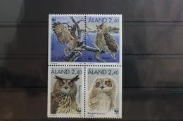 Aland 109-112 ** Postfrisch #SM817 - Aland