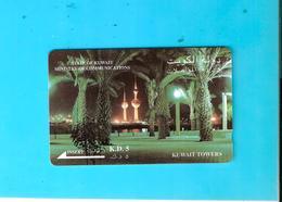 KUWAIT Phonecard Used - Koweït
